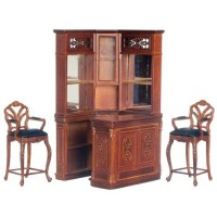 Dollhouse O'Banion's Bar by Bespaq - Product Image