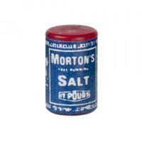 Dollhouse Vintage (Style) Morton Salt - Product Image