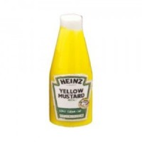 Dollhouse Heinz Yellow Mustard - Product Image