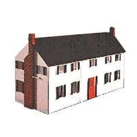 Dollhouse Salt Box House (Kit) - Product Image