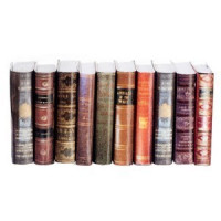 Dollhouse Antique Book Set(s)- Choice of Style - - Product Image