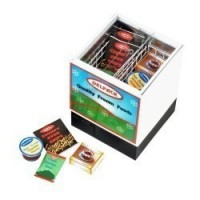 ( ) Dollhouse Reach-In Freezers- Choice of Style - - Product Image