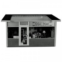 (* In- Stock *) Miniature Shop Box - Product Image