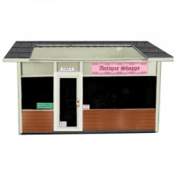 (* In - Stock *) Miniature Shop Room Box - Product Image