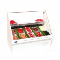 (§) Chill Cabinet - Sloping 'Glass' Front(Choice Empty or Filled) - Product Image