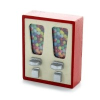 Dollhouse Modern Double Gumball Machine - Product Image