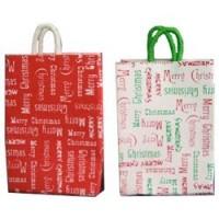 Dollhouse Merry Christmas Bag - Product Image
