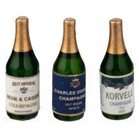 Dollhouse Champagne Set - Product Image