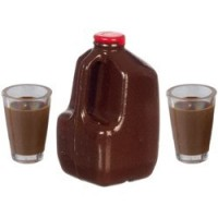 Dollhouse Chocolate Milk Set - Gallon - Product Image