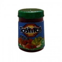 Dollhouse Bottle of Tostitos Salsa - Product Image