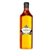Dollhouse Black Label Vintage Liquor Bottle - Product Image