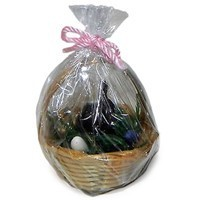 Dollhouse Filled Easter Basket - Product Image