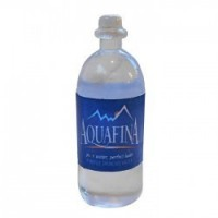 (**) Dollhouse Aquafina Bottle - Product Image