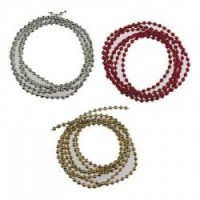 (*) Dollhouse Christmas Beaded Garland - Product Image
