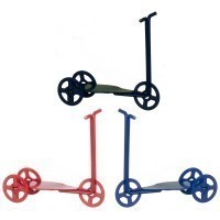 (*) Dollhouse Miniature Toy Scooter- Choice of Color - - Product Image