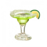(*) Dollhouse Margarita with Lime Slice - Product Image