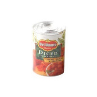 (*) Dollhouse Can of Diced Tomatoes - Product Image