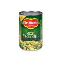 Dollhouse Can of Mixed Veggies - Product Image