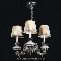 § Disc $10 Off - Princess Candlestick Chandelier - Product Image