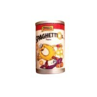 (**) Dollhouse Can of Spaghetti O's - Product Image