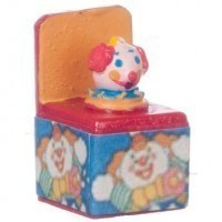 Dollhouse Jack in the Box - Product Image