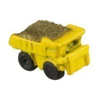 Dollhouse Toy Construction Vehicles (Filled) - Product Image
