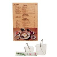 (*) Dollhouse Korean Takeout Food - Product Image