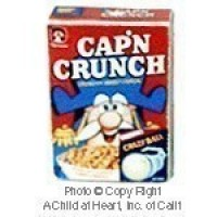 § Disc .70¢ Off - Dollhouse Cereals Boxes - Product Image