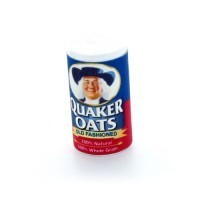 Dollhouse Quaker Oats - Product Image