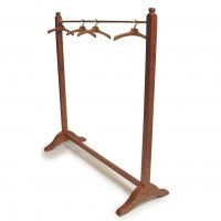 (**) Dollhouse Clothes Rail Kit - Product Image