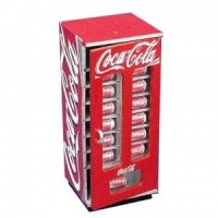 Dollhouse Single Soda Machine - Product Image