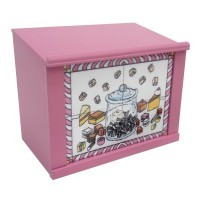 (*) Dollhouse Candy Store Counter- Choice of Color & Style - - Product Image