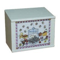 (**) Dollhouse Candy Store Counter - Product Image