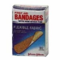 (**) Dollhouse Box of Bandage - Product Image