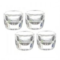 (*) 4 pc. Dollhouse Small Glass Set - Product Image
