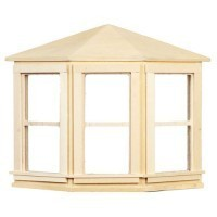 Dollhouse Working Bay Window - Product Image