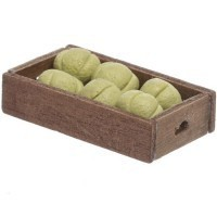 (**) Dollhouse Crate of Melons - Product Image