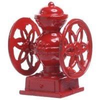 "(**) ""Old Fashioned"" Store Coffee Grinder - Product Image"