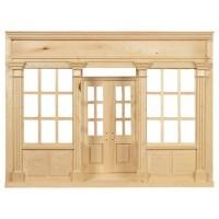 Dollhouse Shop Facade #1 - Product Image