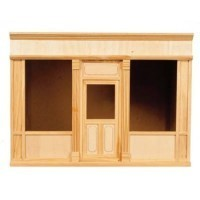 (* In- Stock *) Dollhouse Shop Room Box - Product Image