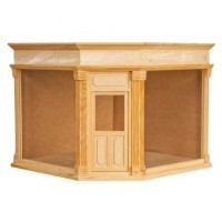 (In-Stock) Dollhouse Corner Shop - Product Image