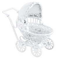 Dollhouse Small Baby Buggy - Product Image