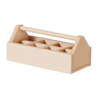 (**) Dollhouse Tool Carrier - Product Image