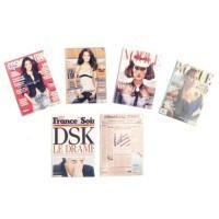 (**) Dollhouse Magazine Set - Product Image