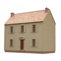 White Cliffs Dollhouse (Kit) - Product Image