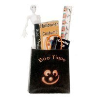 (**) Filled Dollhouse Halloween Bag - Product Image