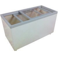 (*) Dollhouse Refrigerated Cabinet/Freezer - Product Image