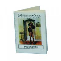 (*) Dollhouse A Christmas Carol Book - Product Image