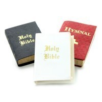(**) Dollhouse Bible Set - Product Image