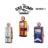 (*) 1/18 Scale 1940's & 50's Gas Pumps - Product Image